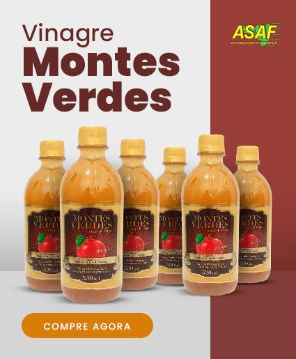 Vinagre Montes Verdes