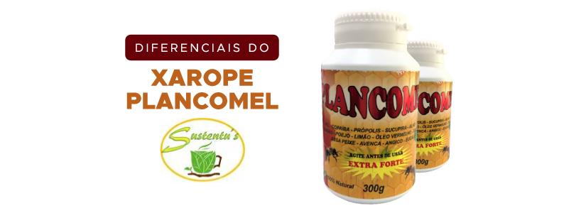 Composto de Mel e Ervas Medicinais Extra Forte Plancomel - 300g