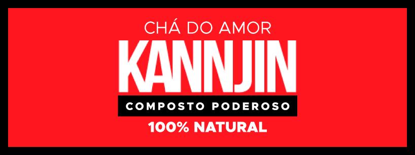 Chá do Amor Kannjin Energético Sexual Masculino