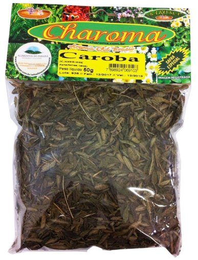 Caroba 50g - Charoma - 7898924069103