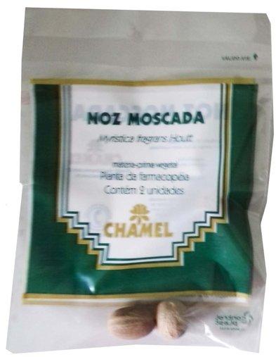 Noz Moscada 02 unds - Chamel