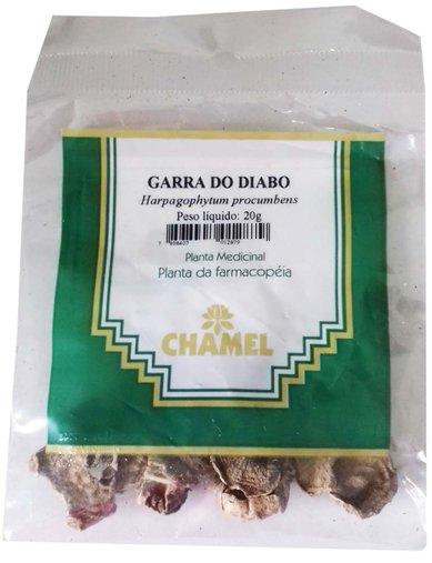 Garra do Diabo 20g - Chamel