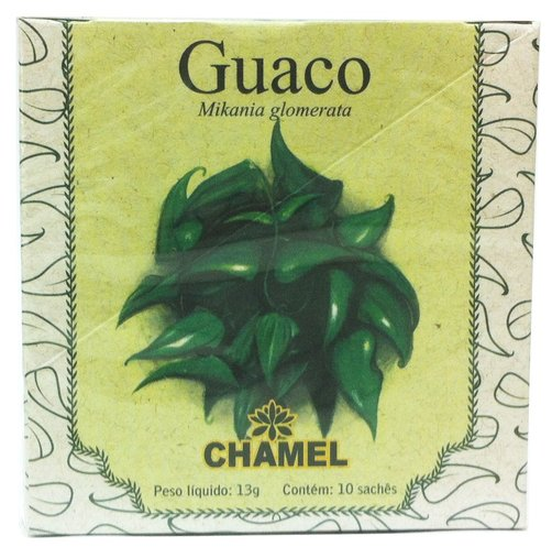 Guaco 10 saches 13g - Chamel