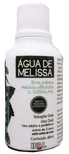 Água de Melissa 48ml - Ifal