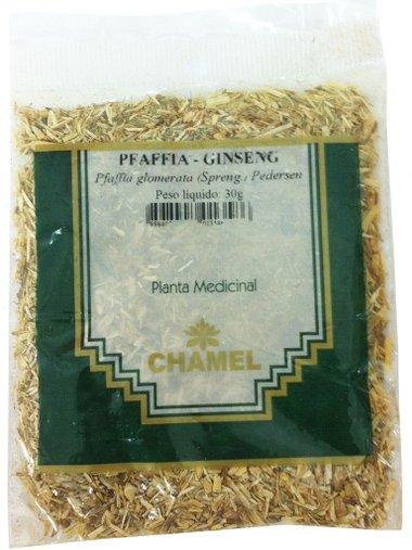 Pfaffia-Ginseng 30g - Chamel - 7898407013586