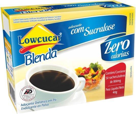 Adoçante Blenda Sucralose 50 Saches