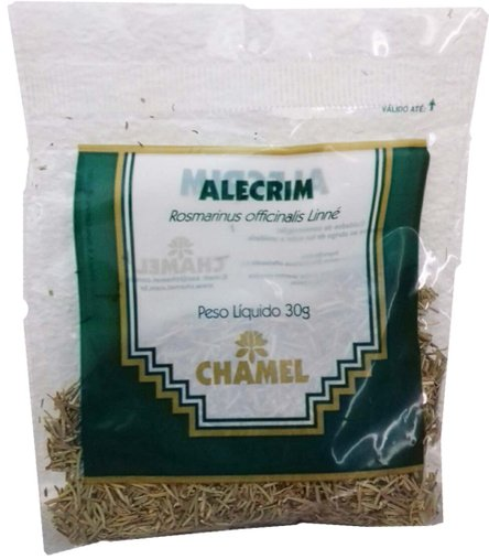 Alecrim 30g - Chamel