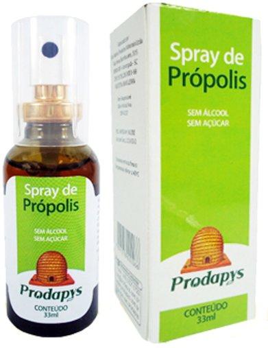 Própolis Spray sem Álcool e Açúcar 33 ml - Propays