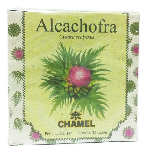 Alcachofra 10 saches 14g - Chamel