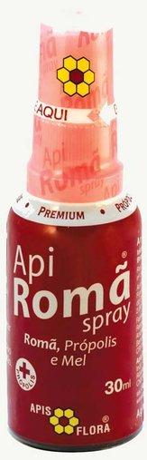 Apiromã Própolis Mel e Romã spray 30ml - Apis Flora