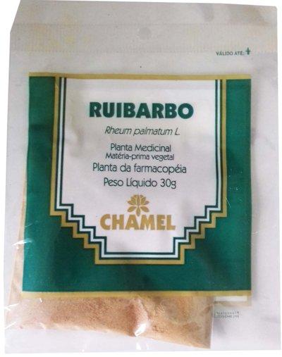 Ruibarbo 30g - Chamel