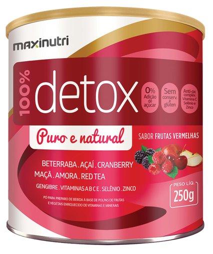 Polpa Mix Frutas Vermelhas - Maxinutri 250gr