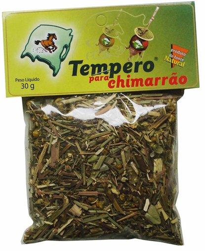 Tempero para Chimarrão pacote 30 gramas