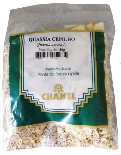 Quassia Cepilho (Pau Amargo) 30g - Chamel