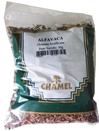 Alfavaca Mista 30g - Chamel