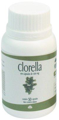 Clorella 100 caps 500mg - Medinal - 7898693590204
