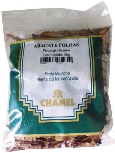 Abacate Folhas 30g - Chamel