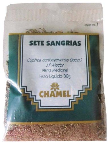 Sete Sangrias 30g - Chamel