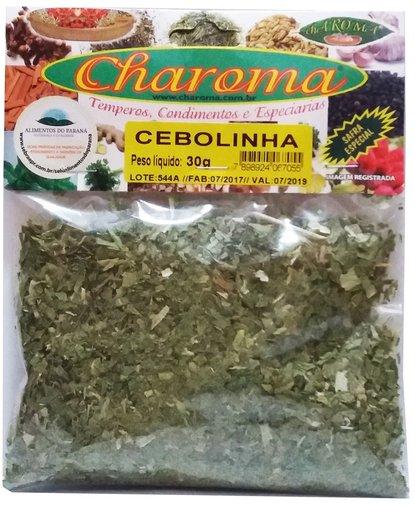 Cebolinha 30g - Charoma