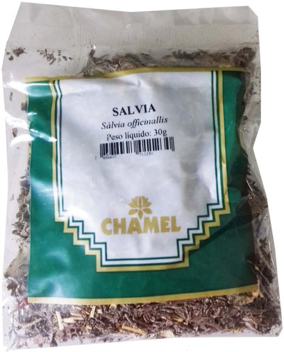 Sálvia 20g - Chá e Cia