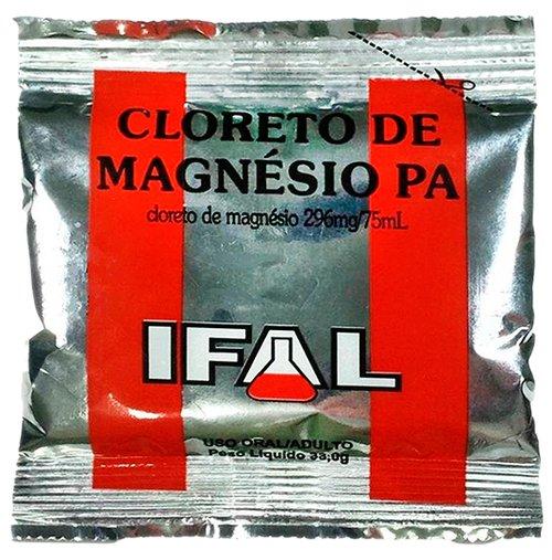 Cloreto de Magnesio PA 33g - 01 Sachê - Ifal