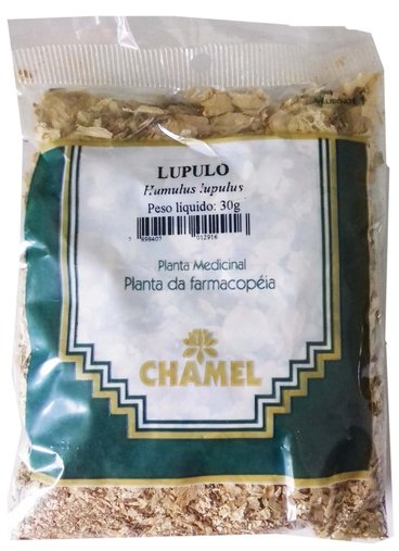 Lupulo Flores 30g - Chamel