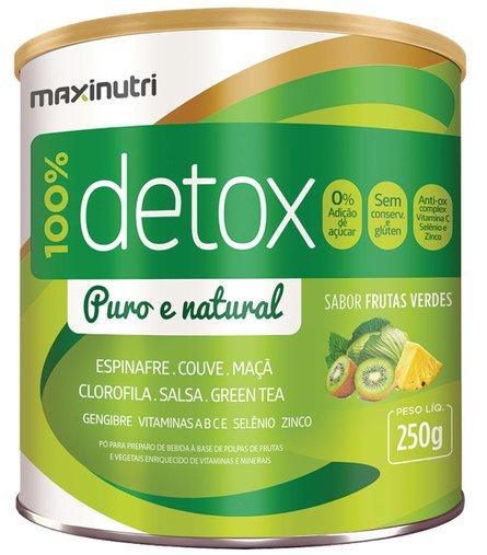 Polpa Mix Frutas Verdes - Maxinutri 250gr