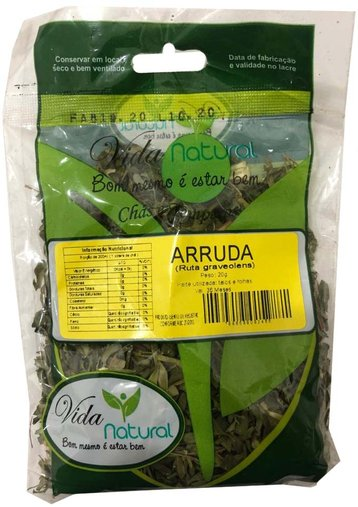 Arruda 20g Vida Natural