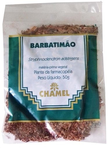 Barbatimão 50g - Chamel