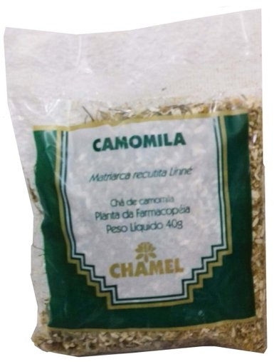 Camomila 40g - Chamel