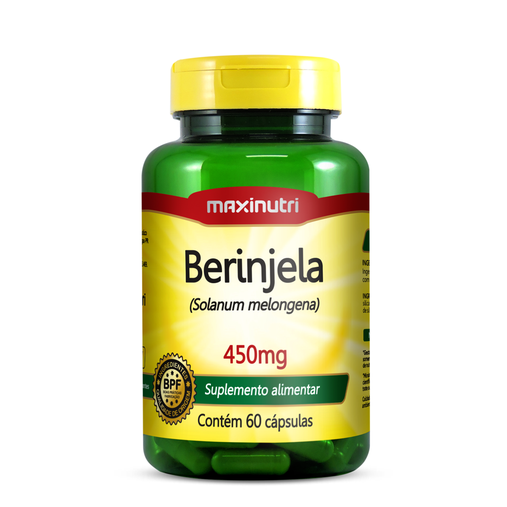 Beringla 450mg 60 cápsulas Maxinutri