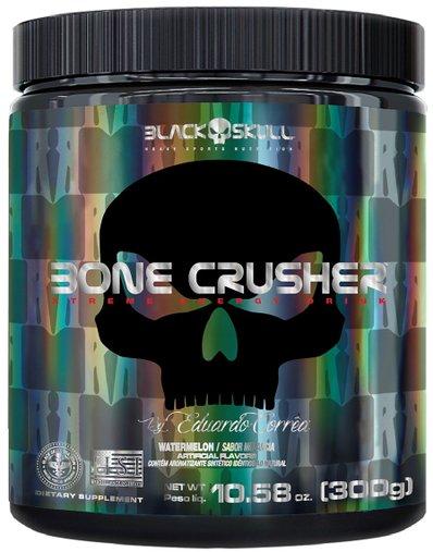 Pré Treino Bone Cruscher 300g OZ Watermelon BlackSkull