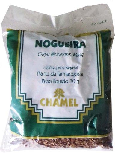Nogueira  Folhas 30g - Chamel