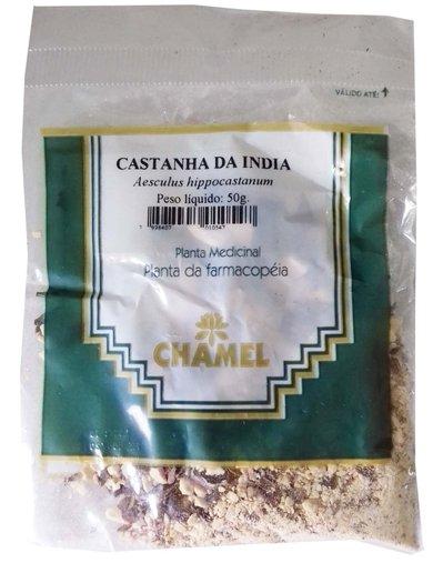 Castanha da Índia 50g - Chamel