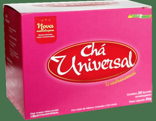 Chá Universal 20 sachês 30g
