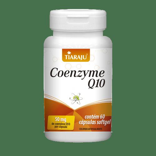 Coenzyme Q10 60cps 50 mg - Tiaraju