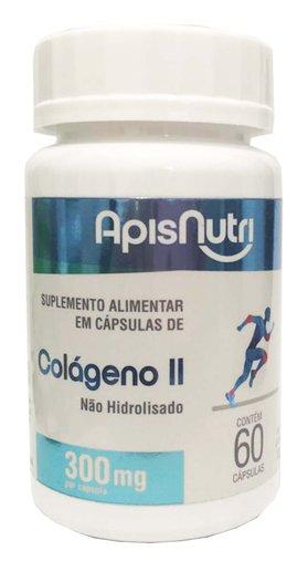 Colágeno Tipo II 60 cápsulas 40mg Apisnutri