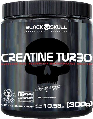 Creatine Turbo 300g BlackSkull