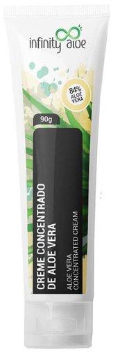 Creme Concentrado de Aloe Vera 90g Infinity Aloe