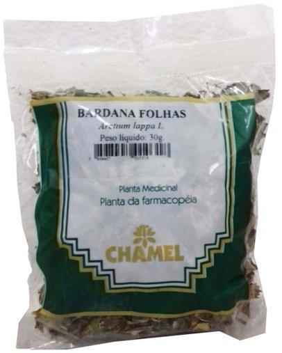 Bardana Folhas 30g - Chamel