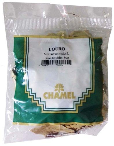 Louro folhas 30g - Chamel