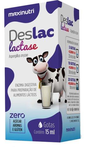 Deslac Lactose Maxinutri 15ml