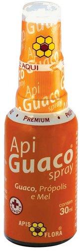 Apiguaco Propolis Guaco e Mel spray 30 ml - Apis Flora