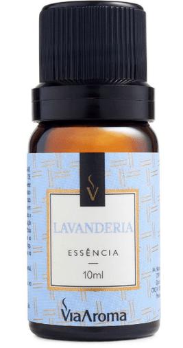 Essência Lavanderia 10ml Via Aroma