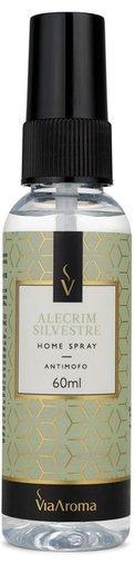 Home Spray Alecrim Silvestre 60ml ViaAroma