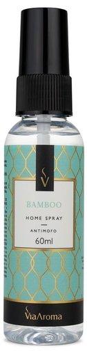 Home Spray Bamboo 60ml ViaAroma