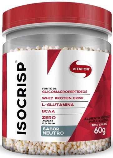 IsoCrisp 60g Sabor Neutro Vitafor