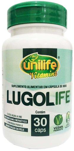 Lugolife 30 cápsulas 130 mcg Unilife