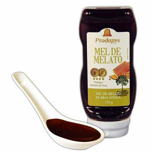 Mel de Melato de Bracatinga Bisnaga 550g Prodapys
