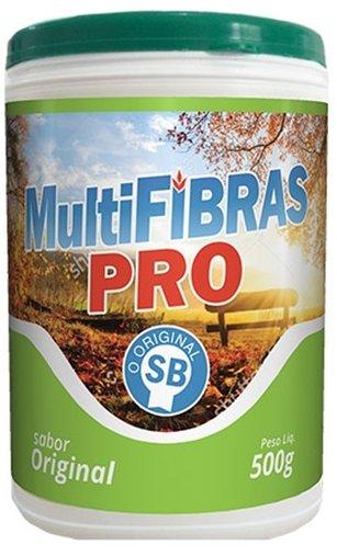 Multifibras Pró S.B. 500g Apsinutri
